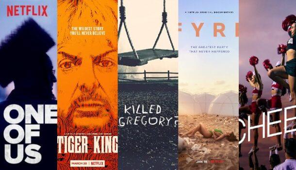 Les meilleurs documentaires disponibles sur Netflix