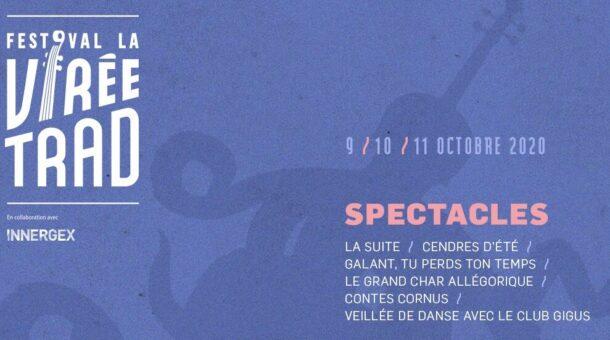 Le festival La Virée Trad présente une édition spéciale 2.0 entièrement en ligne!