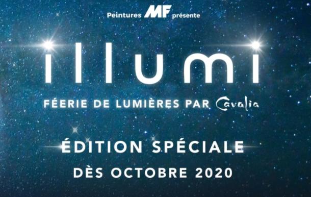 Cavalia annonce la 2e édition d'«Illumi – Féerie de Lumières» à Laval
