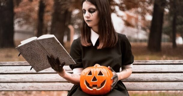 4 livres à dévorer pour l'Halloween