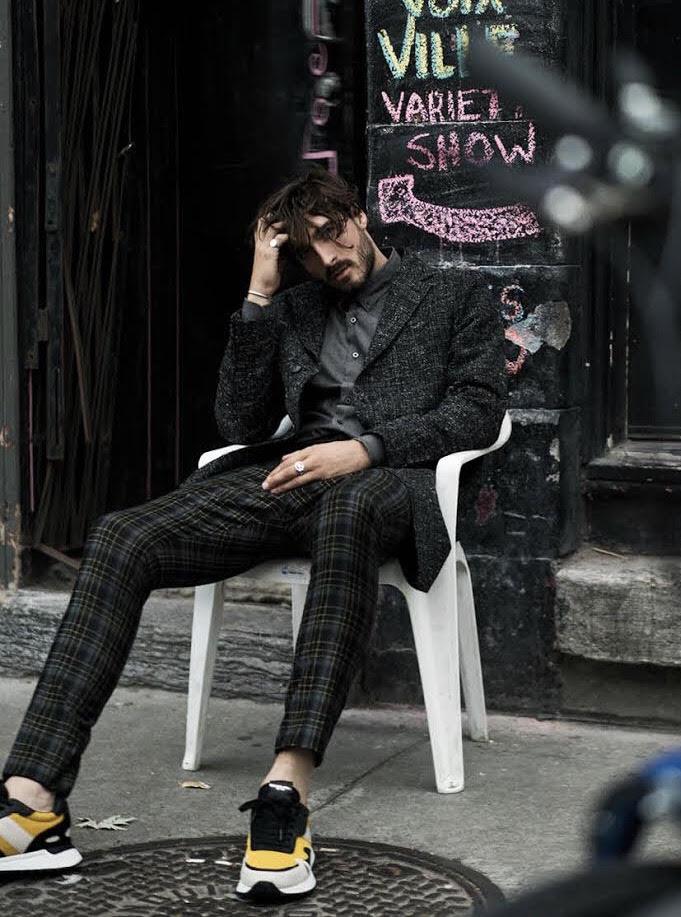 «En vogue avec…» Martin Boucher, styliste freelance et fondateur de L'Habilleur