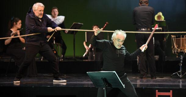 «Pierre et le Loup» de Prokofiev au TNM: une symbiose musicale et théâtrale réussie