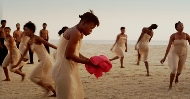 «Dancing at Dusk: A Moment with Pina Bausch's The Rite of Spring»