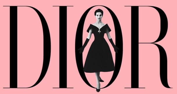 L'exposition «Christian Dior» au Musée McCord