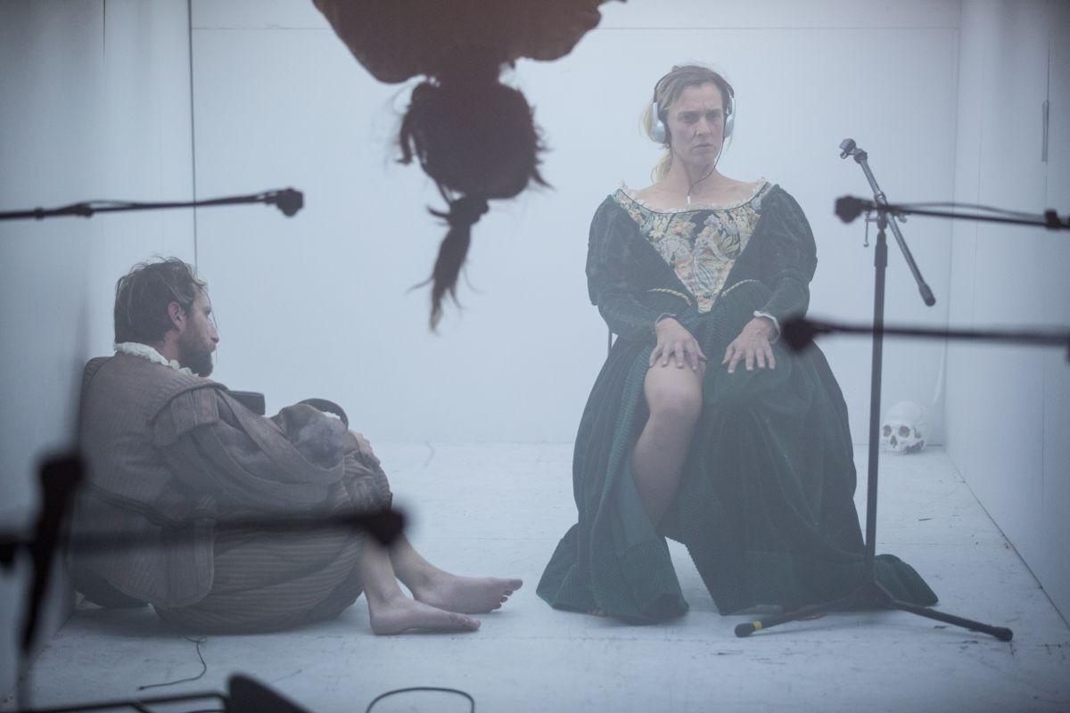 «Le Cid», mise en scène de Gabriel Plante, Théâtre Lachapelle. Photo: Maxim Paré-Fortin