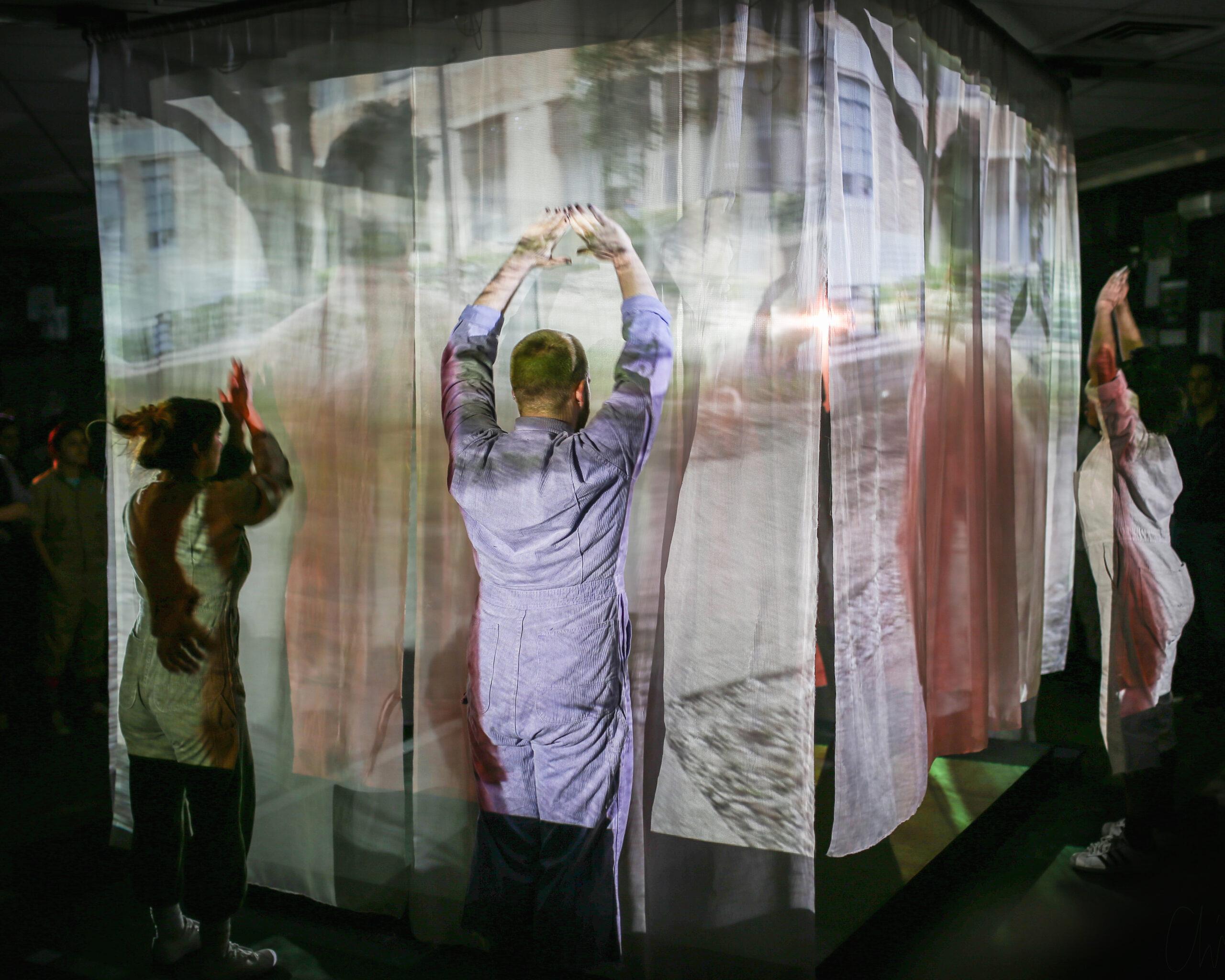 «Dans l'envers du décor»: Bruno-Pierre Houle, scénographe et directeur artistique