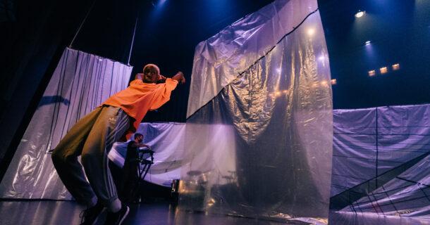 «PAPILLON» d'Helen Simard en direct de La Chapelle Scènes Contemporaines
