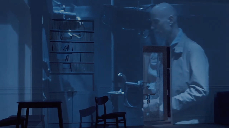 «Dans l'envers du décor»: Antonin Gougeon, concepteur sonore et vidéo