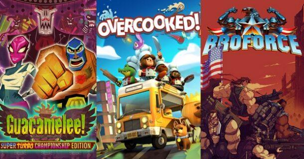 3 jeux vidéo rétro pour du fun hivernal entre colocs