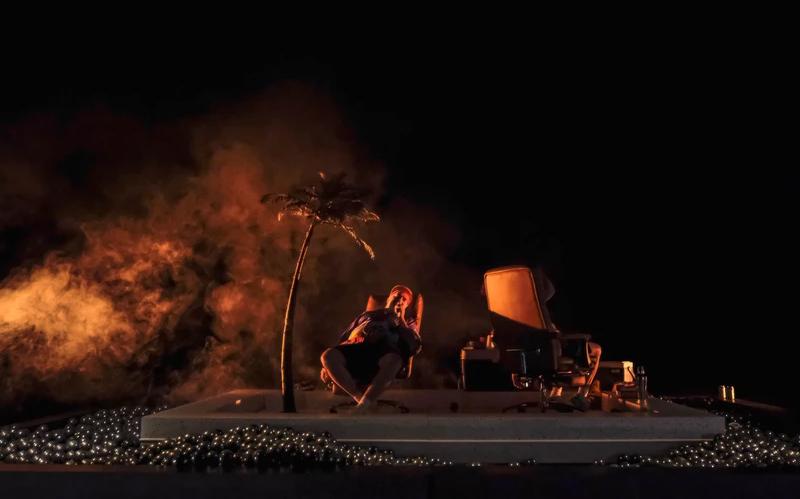 «Dans l'envers du décor»: Odile Gamache, conceptrice de décors et véritable mordue de la scène
