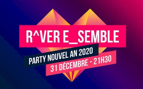 Montréal en Fêtes annonce le spectacle «Rêver Ensemble», un party 100% virtuel pour célébrer le jour de l'An