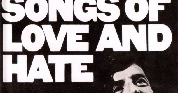 «Les albums sacrés»: le 50e anniversaire de Songs of Love and Hate de Leonard Cohen