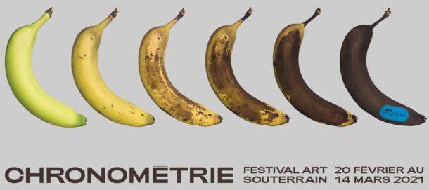 Art Souterrain présente «Chronométrie», la 13e édition de son festival