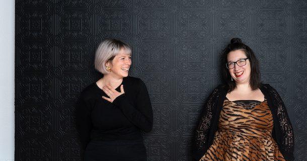 «Dans la peau de…» Vanessa Bell et Catherine Cormier-Larose