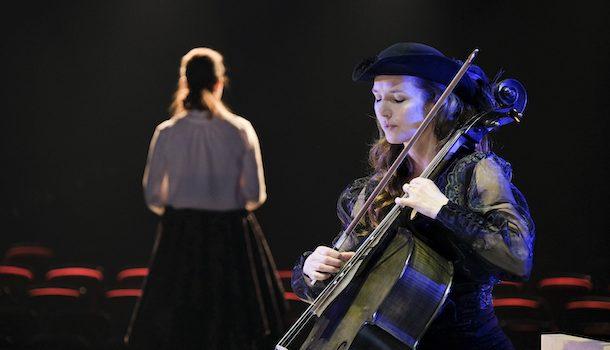 «Dans l'envers du décor»: Jorane, musicienne et compositrice multidisciplinaire