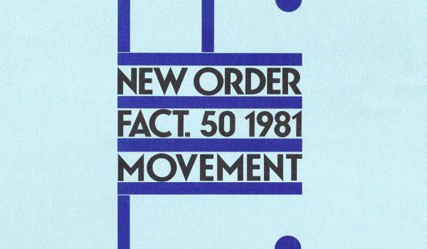 «Les albums sacrés»: le 40e anniversaire de Movement de New Order