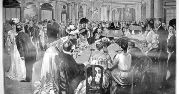 Le casino dans la littérature: une thématique forte et romanesque