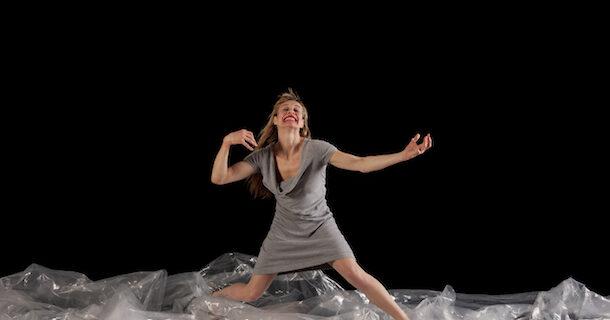 «Bouleversement» d'Estelle Clareton à l'Agora de la danse