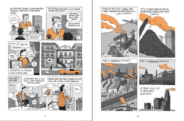 4 suggestions de bandes dessinées pour (mieux) profiter du printemps