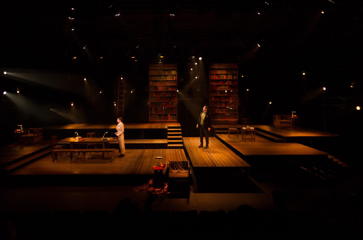 «Dans l'envers du décor»: Nicolas Descoteaux, concepteur d'éclairages