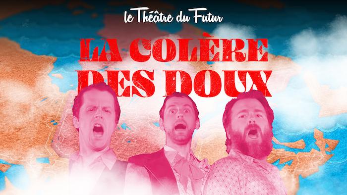 «L'entrevue éclair avec…» Olivier Morin et Guillaume Tremblay du Théâtre du Futur