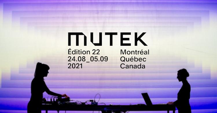 Calendrier - MUTEK 2021
