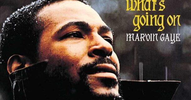 «Les albums sacrés»: les 50 ans de What's Going On de Marvin Gaye