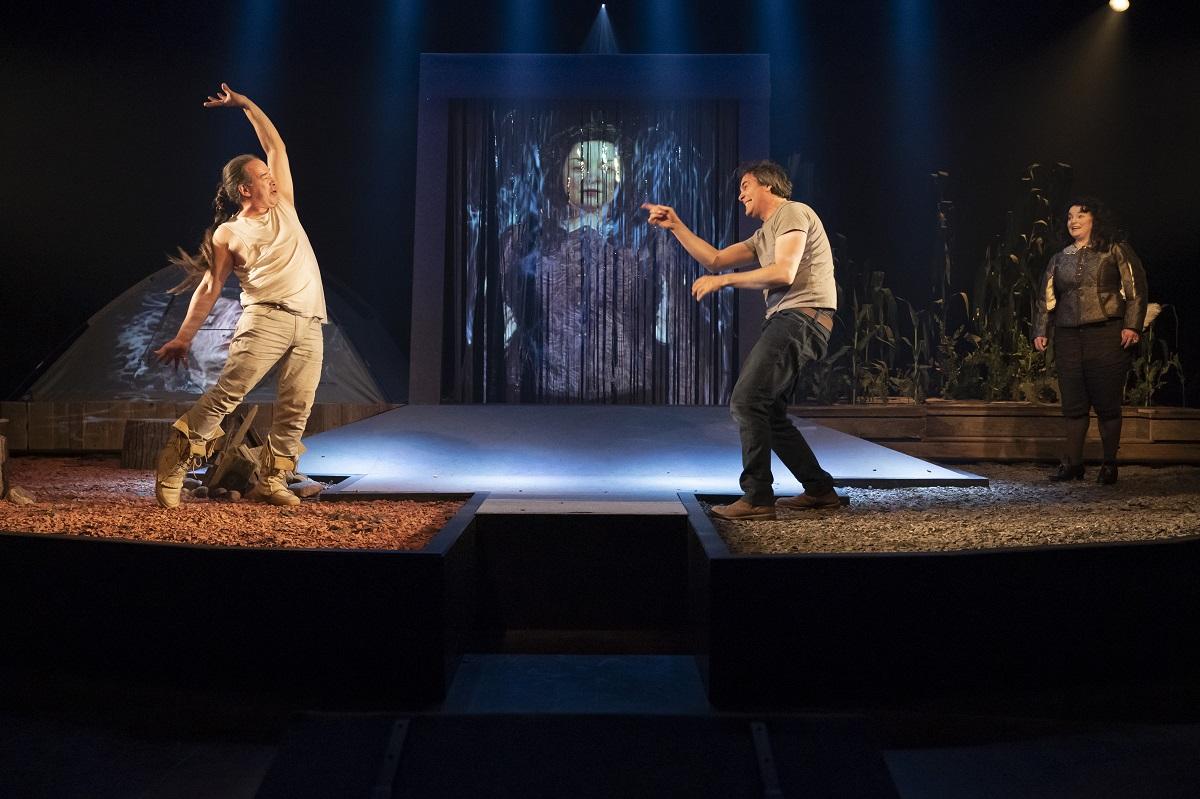 «L'enclos de Wabush» de Louis-Karl Picard-Sioui au Théâtre Espace Libre