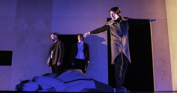 «L'Usine de théâtre potentiel», présenté lors du Carrefour international de théâtre