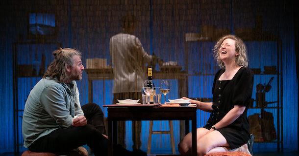 «L'amour est un dumpling» de Mathieu Quesnel et Nathalie Doummar au Théâtre Périscope