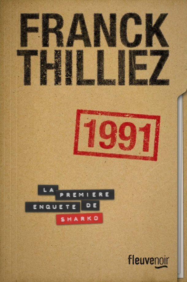 L'entrevue éclair_Franck Thilliez_auteur_thriller_1991-couv