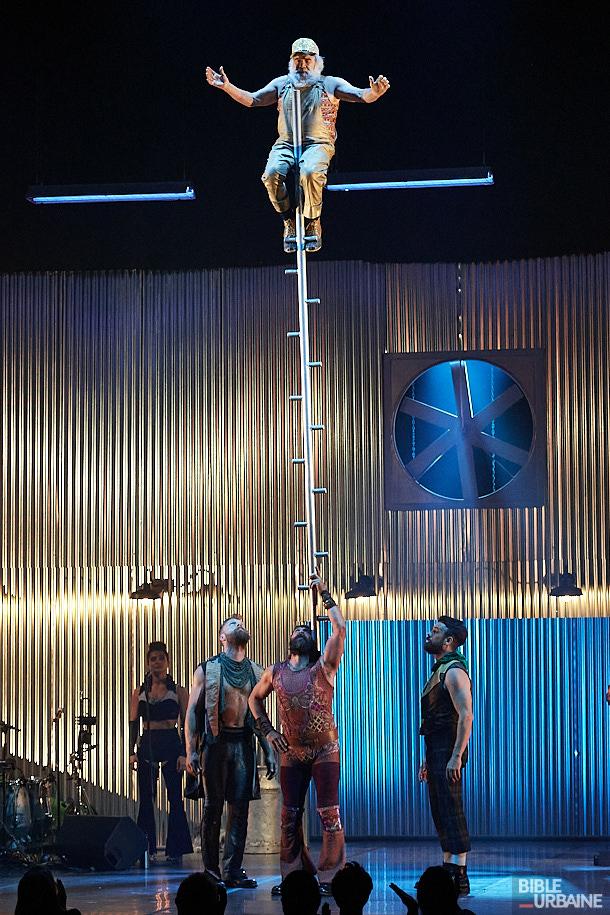La 12e édition de Montréal Complètement Cirque: on a assisté à «Animal» du Cirque Alfonse!