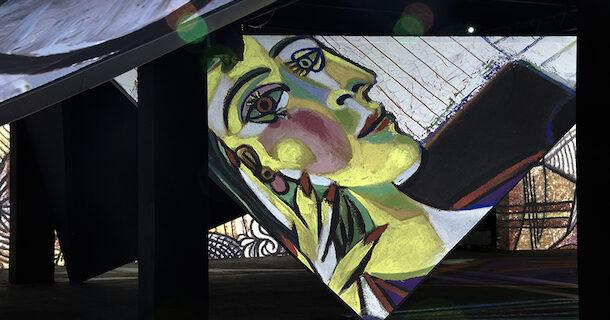 «Imagine Picasso» d'Annabelle Mauger et Julien Baron au Centre des congrès de Québec