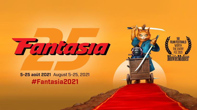 Calendrier - Festival de films Fantasia 2021