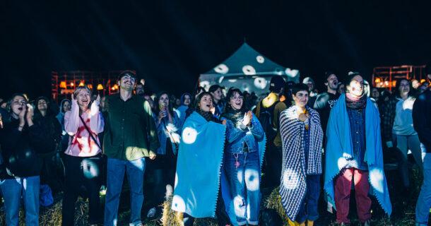 Dans l'imaginaire de Klô Pelgag et The Barr Brothers au Festif! de Baie-St-Paul