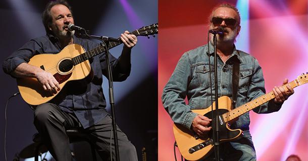 Deux piliers, deux énergies: Paul Piché en solo et Michel Pagliaro au Festival d'été de Québec