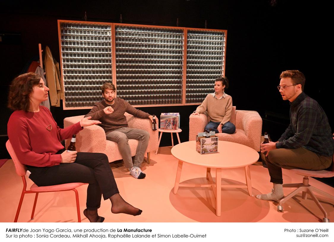 «Fairfly» à La Licorne: les startups, le sujet de la rentrée