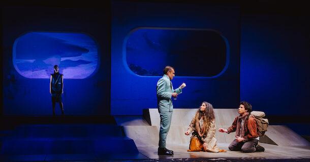 «Le meilleur des mondes» d'Aldous Huxley au Théâtre du Trident