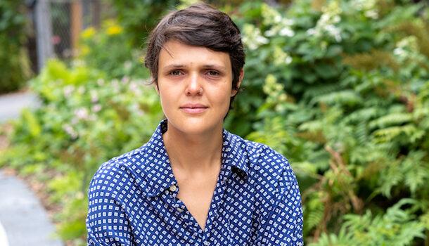 «Dans la peau de…» Camille Toffoli, une auteure qui se dévoue corps et âme aux luttes féministes