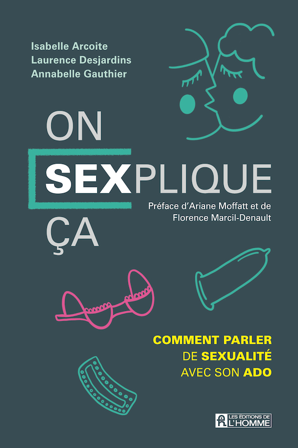 Dans la peau de Annabelle Gauthier - Laurence Desjardins - Isabelle Arcoite_On-sexplique-ca