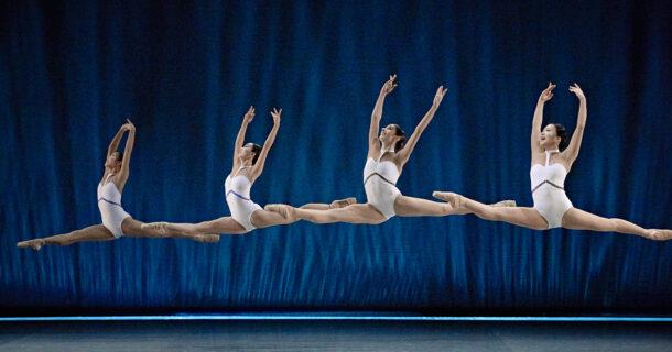 «Danser Beethoven» des Grands Ballets à la Salle Wilfrid-Pelletier de la Place des Arts