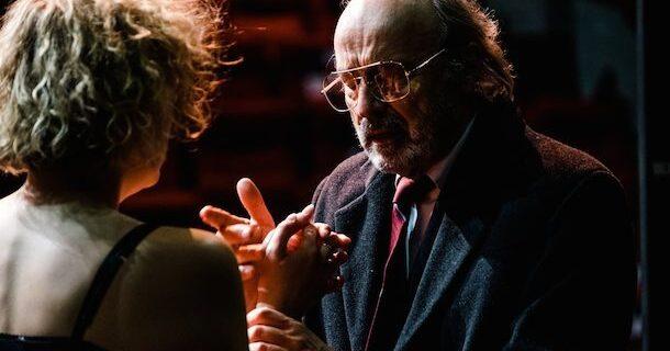«Le polygraphe», dans une mise en scène de Martin Genest au Théâtre La Bordée