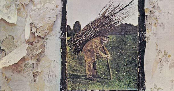 «Les albums sacrés»: les 50 ans de Led Zeppelin IV (ou l'album sans titre) de Led Zeppelin